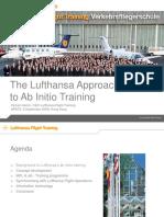 Lufthansa Flight Training