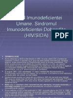 Virusul Imunodeficientei Umane