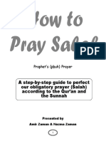 02 How to Pray Salah