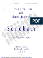 Manual Abaco Soroban