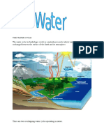 Ielts writing task 1 and 2 water cycle fair trade the water cycle ccuart Choice Image