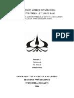 Case Study MSDM (Cendra Istia Restu)..doc