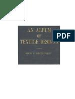 An Album of Weaving Designs