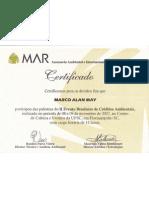 Certificado CO2