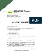 Caderno Completo PSCT INTEGRADO - 2016