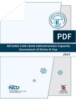 ColdChain Strategy India