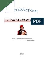 """Concurs Judetean""""Cartea Lui Pann""""-1"""