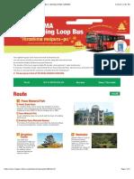 Hiroshima meipuru~pu | Hiroshima Sightseeing Loop Bus | CHUGOKU JR BUS COMPANY