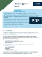 Pollution Prevention Guideline Above Ground Oil Storage Tanks