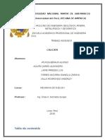 Informe #1 Mecanica de suelos 1