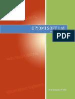 Diyomi soft portfolio