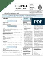 Boletin Oficial 11-05-10 - Primera Seccion