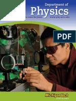 Physics Undergraduate Brochure