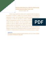 PROGRAMA DE PREVENCI+ôN DE RECA+ìDAS EN LA TERAPIA COGNITIVA DEL ABUSO DE SUSTANCIAS DE BECK Y COLS