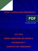 Ley de Prensa 19733