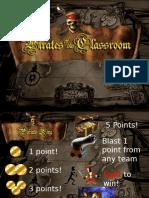 Pirate Game/ESL