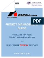 2014 REA DMO Project Management Guide
