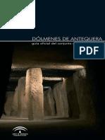 Guia Oficial Dolmenes Antequera