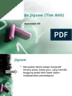 Metode Jigsaw (Tim Ahli)