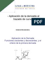 Aplicacion_de_la_derivada Al Trazado de Curvas 2014