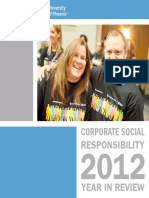 2012 Apollo Group CSR Report