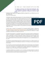 CSJN Fallo Lamas c Banco Mercantil