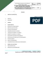 Ce Et 12-14 Fornecimento e Assentamento de Tubulação de Aço Carbono Com Junta Soldavel