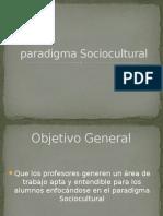 paradigma sosiocultural