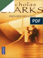 Premier Regard Nicholas Sparks