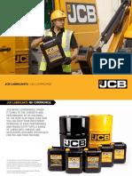 JCB Equivalent Lubricant Recomondation