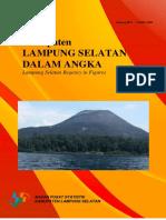 Lampung Selatan Dalam Angka 2015
