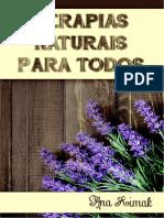 e Book Terapia Natural Para Todos Ana Kimak 2016