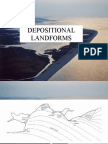 Depositional Land Forms