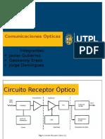 Circuito Receptor Optico