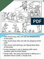 Tips on English p2 Upsr 2015 Sanctuary Resort