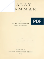 Winstedt, 'Malay Grammar' (1913, whole book).pdf
