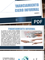 Financiamiento Financiero Informal