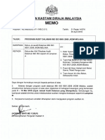 Arahan Audit Dalaman MS ISO 2016