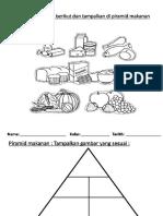 Lembarankerja Piramid Makanan