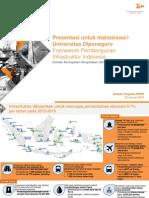 20160126 Undip Presentation Framework Pembangunan Infrastruktur Indonesia Final