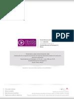 Estudio Piloto de Un Programa de Prevención de Trastornos Alimentarios Basado en La Teoría de La Dis