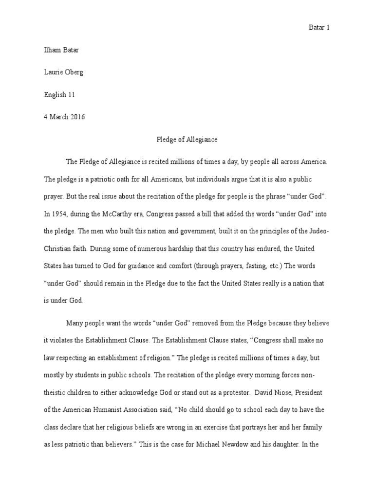 Ft essay