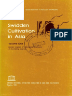UNESCO, UNEP, 'Swidden Cultivation in Asia' (Whole Book, 3 Vols)