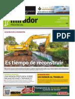 Edición impresa del domingo 8 de mayo de 2016