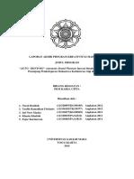 Laporan Akhir Nurul Hanifah Pkm-kc Ugm