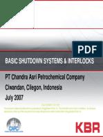 Section 04 Shutdowns & Interlocks CAPC