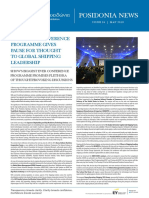 Posidonia 2016 Newsletter 4
