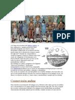 Mitología Andina