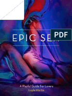 Epic Sex Guide for Lovers