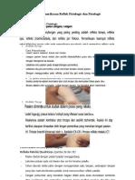 Pemeriksaan Reflek Fisiologis Dan Patologis